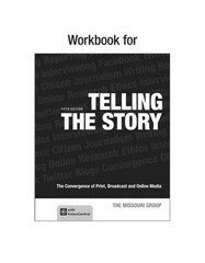 Workbook to Accompany Telling the Story 5th edition 9781457619267 1457619261