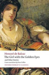 The Girl with the Golden Eyes and Other Stories 1st Edition 9780199571284 0199571287