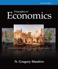 Principles of Economics 7th Edition 9781285165875 128516587X