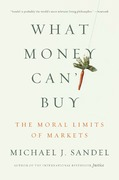 What Money Can't Buy 1st Edition 9780374533656 0374533652