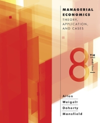 Managerial Economics 8th Edition 9780393903539 0393903532