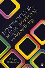 Nontraditional Media in Marketing and Advertising 1st Edition 9781452292861 1452292868