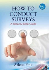 How to Conduct Surveys 5th Edition 9781452203874 1452203873