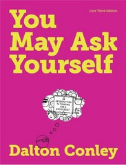 You May Ask Yourself 3rd edition 9780393919455 0393919455
