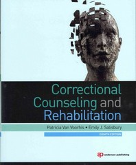 Correctional Counseling and Rehabilitation 8th Edition 9781455730087 1455730084