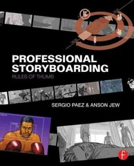 Professional Storyboarding 1st Edition 9780240817705 0240817702