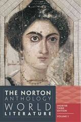 The Norton Anthology of World Literature 3rd Edition 9780393919608 0393919609