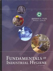Fundamentals of Industrial Hygiene 6th Edition 9780879123123 0879123125