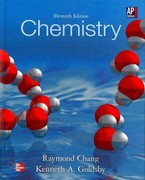 Chang, Chemistry, AP Edition 11th Edition 9780076619986 0076619982