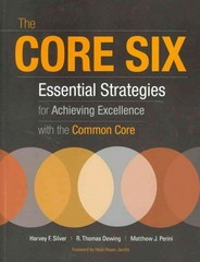 The Core Six 1st Edition 9781416614753 1416614753