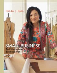 Small Business 9th edition 9781285169958 1285169956