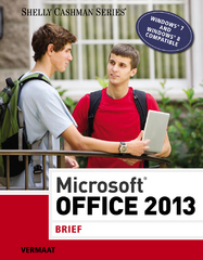 Microsoft Office 2013 1st Edition 9781285166131 1285166132