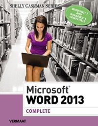 Microsoft Word 2013 1st Edition 9781285982731 1285982738
