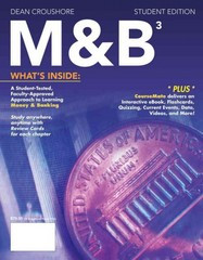 M&B3 (with CourseMate, 1 term (6 months) Printed Access Card) 3rd Edition 9781285167961 1285167961