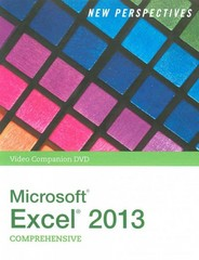 Video Companion for Carey/Parsons/Oja/Ageloff's New Perspectives on Microsoft Excel 2013, Comprehensive 1st Edition 9781285172279 1285172272