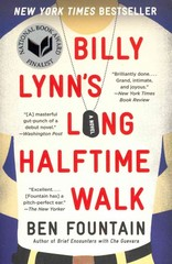 Billy Lynn's Long Halftime Walk 1st Edition 9780060885618 0060885610