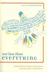 Not Less Than Everything 1st Edition 9780062223739 0062223739