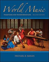 World Music with CD Set 2nd Edition 9780077869793 0077869796