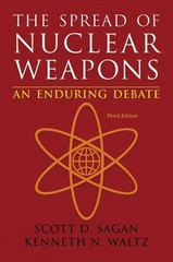 The Spread of Nuclear Weapons 3rd Edition 9780393920109 0393920100