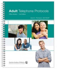 Adult Telephone Protocols 3rd Edition 9781581107432 1581107439