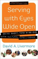 Serving with Eyes Wide Open 1st Edition 9780801015199 0801015197