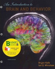 Introduction to Brain and Behavior (Loose-Leaf) 4th edition 9781464118944 1464118949
