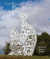 Introducing Psychology 2nd edition 9781464138249 1464138249