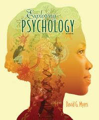 Exploring Psychology 9th Edition 9781429266796 1429266791