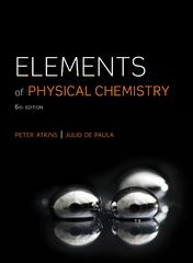 Elements of Physical Chemistry 6th Edition 9781429287326 1429287322