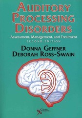 Auditory Processing Disorders 2nd Edition 9781597564953 1597564958