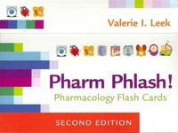Pharm Phlash Cards! 2nd Edition 9780803629943 080362994X
