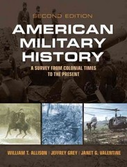 American Military History 2nd edition 9780205898503 0205898505