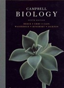Campbell Biology with MasteringBiology with Get Ready and Study Card 9th edition 9780321768018 0321768019