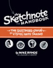 The Sketchnote Handbook 1st Edition 9780321857897 0321857895