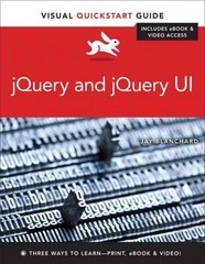 jQuery and jQuery UI 1st Edition 9780321885142 0321885147