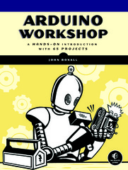 Arduino Workshop 1st Edition 9781593274481 1593274483