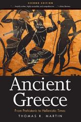 Ancient Greece 2nd Edition 9780300160055 0300160054