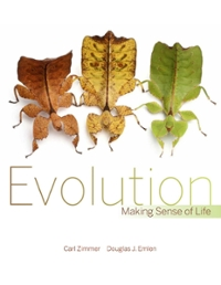 Evolution 1st Edition 9781936221363 1936221365