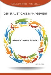 Generalist Case Management 4th Edition 9781285173221 1285173228