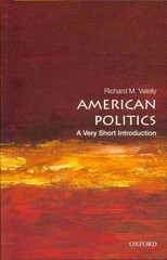 American Politics: A Very Short Introduction 1st Edition 9780195373851 0195373855