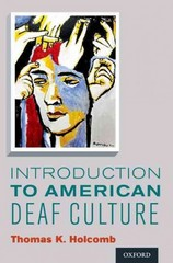 Introduction to American Deaf Culture 1st Edition 9780199777549 0199777543