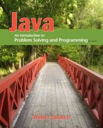 Java: An Introduction to Problem Solving and Programming plus MyProgrammingLab with Pearson eText 6th edition 9780132968843 0132968843
