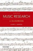 Music Research 2nd Edition 9780199797127 0199797129