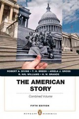 The American Story 5th edition 9780205907489 0205907482