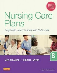 Nursing Care Plans 8th Edition 9780323091374 0323091377