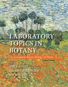 Laboratory Topics in Botany 8th edition 9781464118104 1464118108