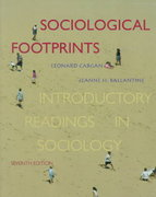 Sociological Footprints 7th edition 9780534504885 0534504884