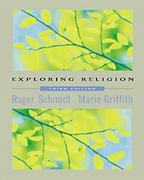 Exploring Religion 3rd edition 9780534512873 0534512879