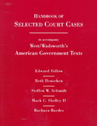 Handbook of Selected Court Cases 2nd edition 9780534536138 0534536131
