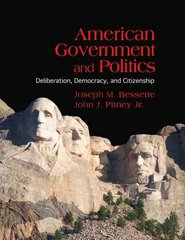 American Government and Politics 1st edition 9780534536848 0534536840